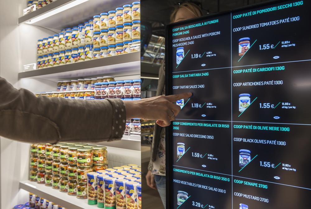 Resultado de imagen para The Supermarket of The Future